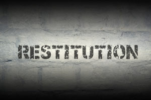 Restitution Can Be Ordered in California Criminal Cases